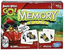 Hasbro Games Angry Birds Go! Memory Game - $37.41
