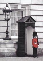 "Greeting Card Note Card ""London Calling Guard"" Blank Inside  - $2.99"