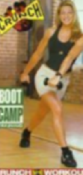 Crunch-Boot Camp Training Vhs