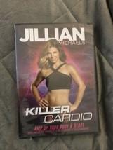 Jillian Michaels Killer Cardio DVD - $3.99