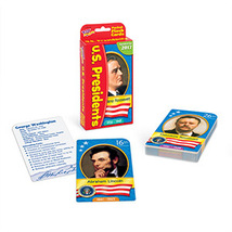 US Presidents Flash Cards - $3.99