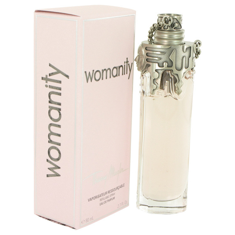 Thierry mugler womanity 2.7 oz edp perfume