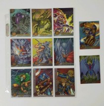 95 Fleer Ultra X MEN Lot of 11 Individual Ungraded Trading Cards, L4 - $8.59