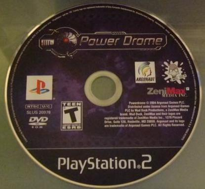 Primary image for Playstation 2 - POWER DROME (Game Only)