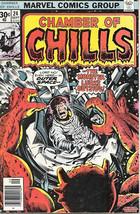 Chamber of Chills Comic Book #24, Marvel Comics 1976 VERY GOOD+ - $7.14