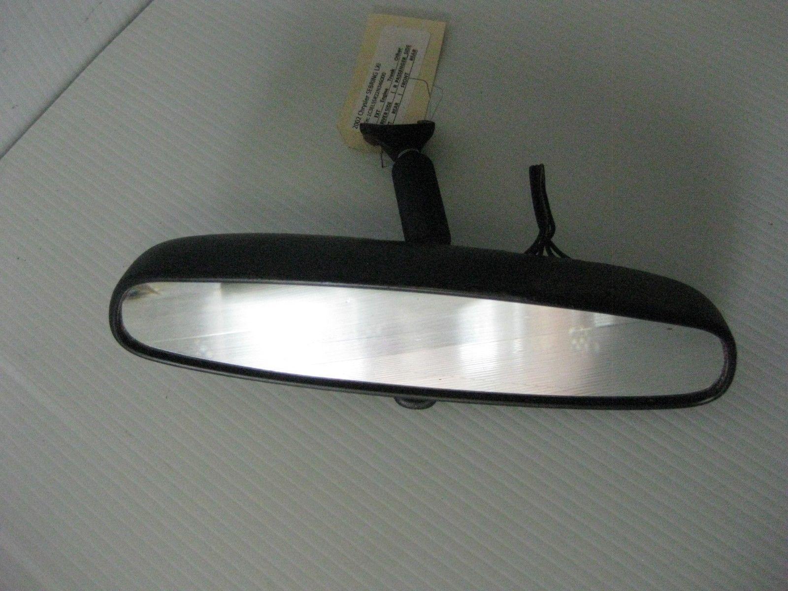 Chrysler Sebring Lxi 2002 Rear View Mirror And 35 Similar Items S L1600