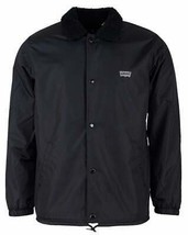 Levi's Strauss Men's Classic Sherpa Lined Water Resistant Coach Jacket 354740003