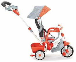 Little Tikes 5-in-1 Deluxe Ride & Relax, Reclining Trike - Red - $139.99