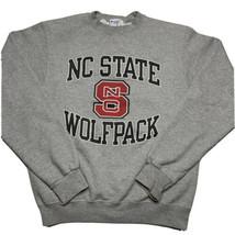Vintage Champion ECO Mens Small Nc State Wolfpack Crewneck Sweatshirt St... - $34.58