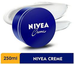 NIVEA Moisturizing Cream 5  X 250 GM Body Face and Hands  - $80.19