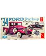 AMT 1934 FORD PICK UP 3 IN 1 CUSTOM MODEL KIT - $179.95