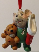 Roundy's Christmas Ornament Seasons Greetings Series Mouse - $13.85