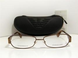 New Authentic Emporio Armani Eyeglasses EA 9669 YSB EA9669 Made In Italy... - $79.16