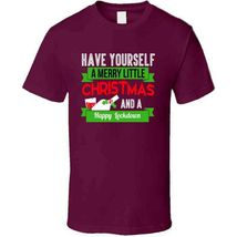 Have A Merry Christmas And A Happy Lockdown T Shirt image 3