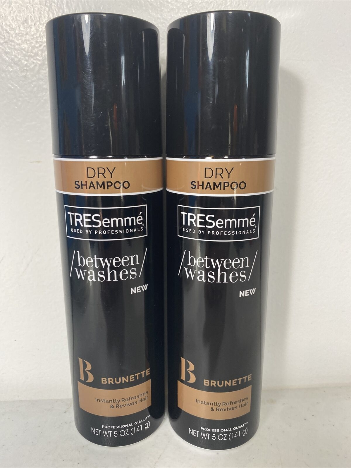 Primary image for 2 (Two)Tresemme Dry Shampoo Brunette 5oz Cans