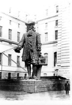 Statue of William Penn in Courtyard of City Hall, Philadelphia, PA by FR... - $19.99+