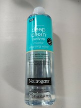 Neutrogena Deep Clean Purifying Micellar Cleansing Water 11.3oz New Free... - $8.99