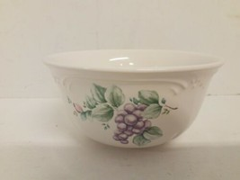 Pfaltzgraff Grapevine Fluted Ruffle Soup Cereal Bowl - $18.80