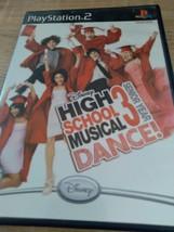 Sony PS2 Disney High School Musical 3: Senior Year DANCE! image 1