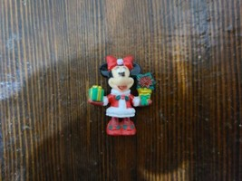 Disney Parks Collector Pack Series Minnie Christmas Mini Figure - $9.74