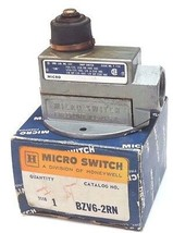 NIB HONEYWELL MICRO SWITCH BZV6-2RN SNAP SWITCH BZV62RN