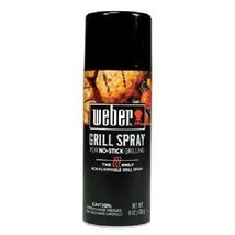Weber Grill' N Spray for No-Stick Grilling - $11.67
