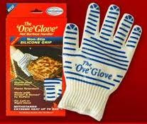 5 gloves Ove Glove Seen on Tv Heat protection Oven glove Mitts