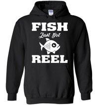Fish Just Got Reel Blend Hoodie - $32.99+