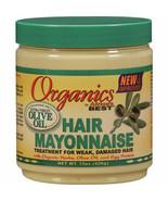 Africa's Best Organics Hair Mayonnaise Treatment for weak damaged hair 15oz - $10.84