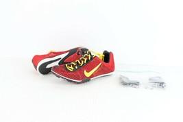 New Vintage Nike Mens 6.5 Womens 8 Lanang Steeplechase Track Spikes Shoe... - $79.15
