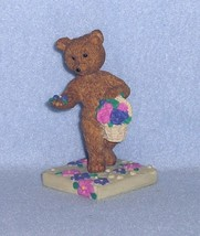Avon Days of the Week Bears Tuesday's Bear is Full of Grace - $4.99