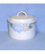 Mikasa Intaglio Garden Poetry CAC08 Sugar Bowl with Lid - $7.99