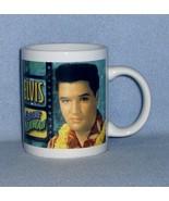 "KWC ""See Elvis in Blue Hawaii"" Coffee Mug - $6.99"