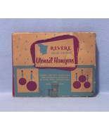 Revere 5 Vintage Solid Copper Utensil Hangers with Boxes - $19.99