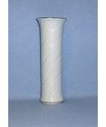 PS Limited Edition 1997 Bud Vase Gold Trim Emb Swirl - $4.99
