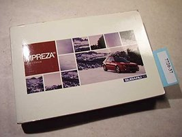 2005 Subaru Impreza Owners Manual User Guide [Paperback] Nissan - $13.05