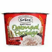 Grace Instant Oatmeal Porridge 2.82 Oz (Pack of 24) - $163.35