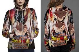 Goku Dragon Ball Super Women's Zipper Hoodie - $49.80+