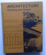 Architecture Drafting and Design - Vintage 1965 - $6.75