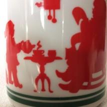 Avon Christmas Mug Cup Coffee Tea 8 oz. Christmas Santa Claus, Elves, Ca... - $15.88