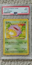 Pokemon Koffing 51/102 1st Edition Base Set PSA 9 Pokemon Game 1999 Shad... - $34.99