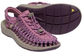 Keen Uneek Size US 7 M (B) EU 37.5 Women's Sport Sandals Shoes Tulipwood Wine