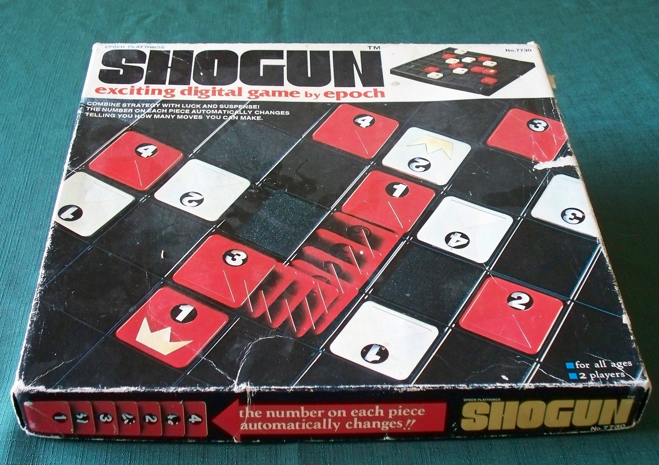 Shogun Digital Game Epoch 1977  Complete