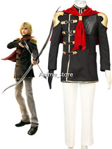 cos3441 Final Fantasy Type-0 Suzaku Peristylium Class Zero NO.3 Trey Cos... - $269.99
