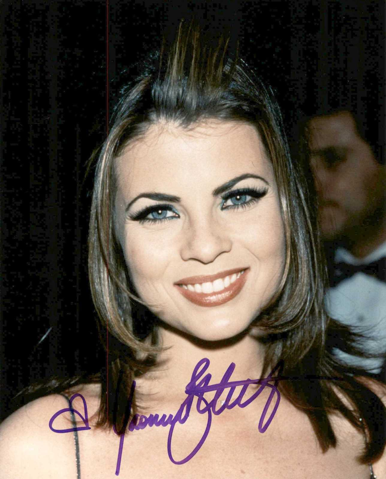 Primary image for Yasmine Bleeth Signed Autographed Glossy 8x10 Photo