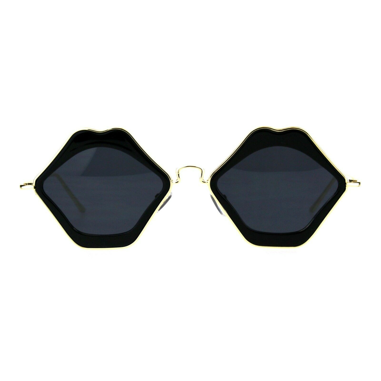 Lip Shape Sunglasses Womens Lips Kiss Fashion UV 400 Shades