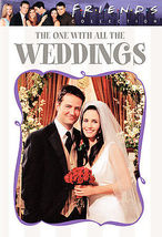 Friends: The One With All The Weddings (DVD, 2006) - €4,36 EUR