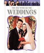 Friends: The One With All The Weddings (DVD, 2006) - $5.00