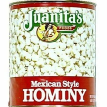 Juanitas Foods Hominy (Case of 6 -105OZ each) - $120.55