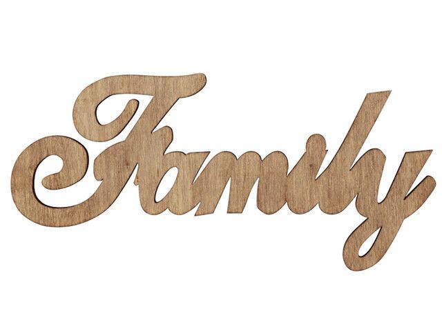 "ArtMinds Phrase ""Family"" #411866"
